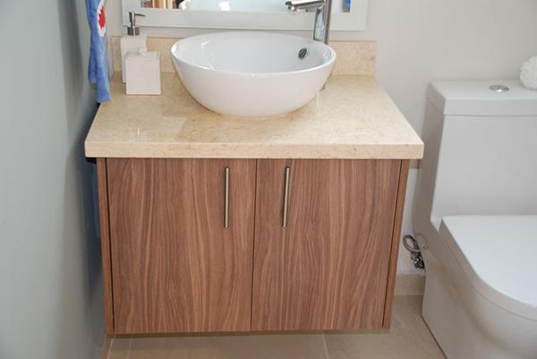 Muebles de lavabo acorde for Mueble lavabo moderno